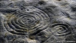 Chatton rock art