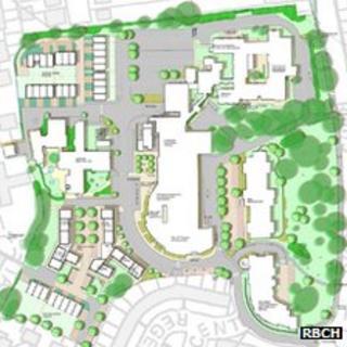 Christchurch Hospital plans