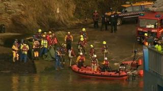 ferry rescue