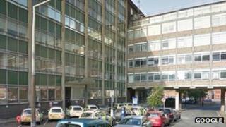Gloucester police headquarters