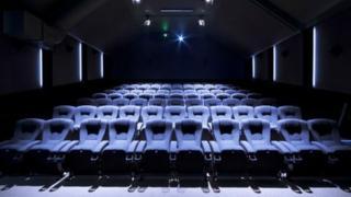 Theatr Mwldan's new cinema