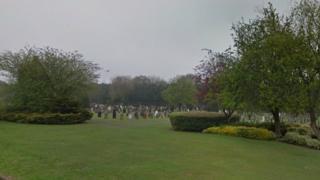 Vale cemetery