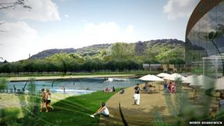 Surf Snowdonia project