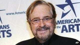 Phil Ramone at 2008 National Arts Awards in New York