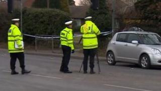 Sutton Road crash