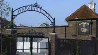 cinema plan for harveys brewery warehouse in lewes bbc news. Black Bedroom Furniture Sets. Home Design Ideas