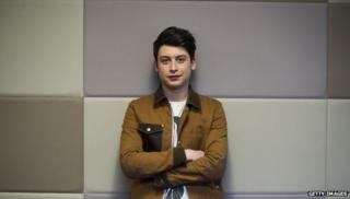 Nick D'Aloisio, founder Summly