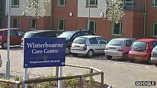 Winterbourne Care Centre near Salisbury