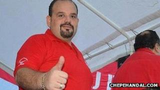 Image of Jose Miguel Handal Perez from his website chepehandal.com