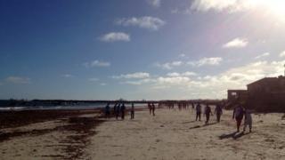 Lido Beach, Mogadishu
