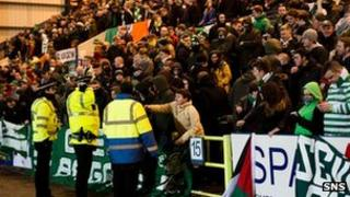 Dundee v Celtic boxing day