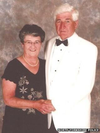 Dennis and Doreen Green