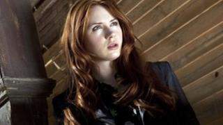 Karen Gillan in Doctor Who