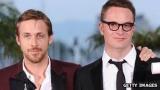 Ryan Gosling and Nicolas Winding Refn
