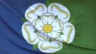 The new East Yorkshire flag