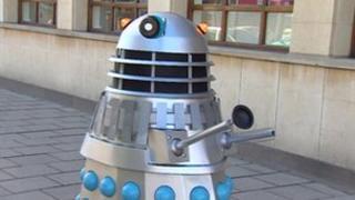 Dalek in Bridlington