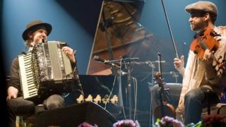 Northern Streams: Nordic Dance, Music & Song Concert