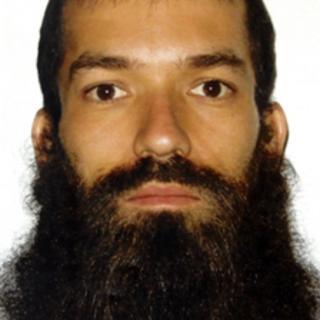 Police image of Ramon Gustavo Castillo Gaete