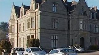 Former Warwickshire Police headquarters