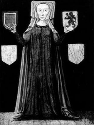 Dervorguilla of Galloway