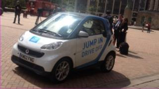 car sharing scheme car2go to withdraw from the uk bbc news. Black Bedroom Furniture Sets. Home Design Ideas