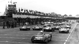 1956 International Trophy at Silverstone