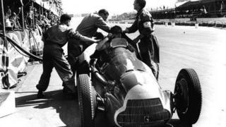 1950 British Grand Prix at Silverstone