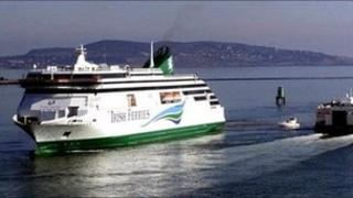 Irish ship