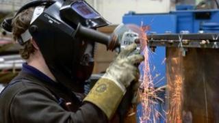 Copper welder