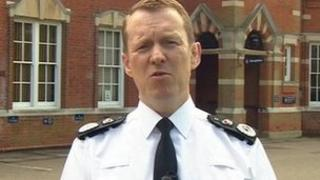 Chief Constable of Essex Stephen Kavanagh