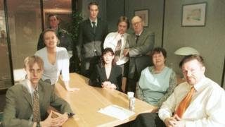 Promotional photo from The Office UK