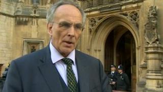 Wellingborough MP Peter Bone