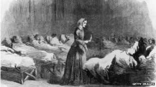 Florence Nightingale in Turkey
