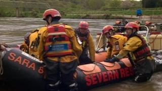 Wyre Forest River Severn Rescue Association