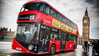 New Bus for London