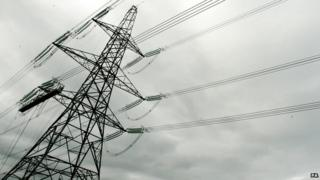 Electricity tower