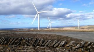 Baillie Wind Farm