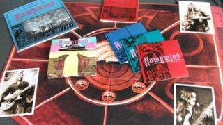 Hawkwind box set
