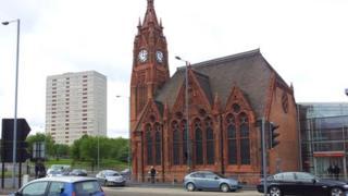 Former public library in Birmingham