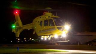 East Anglian night-time Air Ambulance
