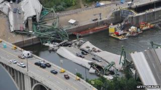 Bridge in Minnesota