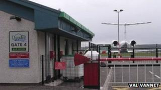 Dundee Airport