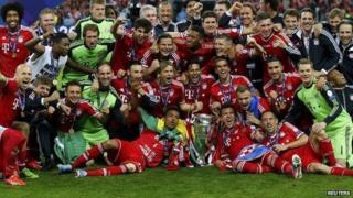 Bayern team