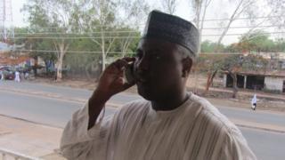 Abdurrazak Namdas, a politician in Adamawa state, Nigeria