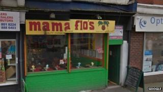 Mama Flo's in Gorton