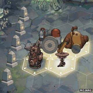 Scrolls screenshot