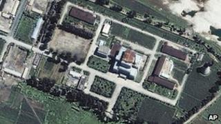 Yongbyon complex (file photo)