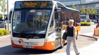 Coventry circle bus service