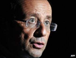 French President Francois Hollande has vowed to reduce unemployment by the end of this year.
