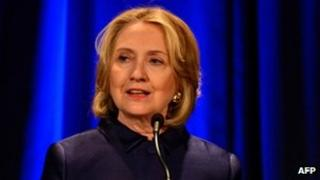 Hillary Clinton file image